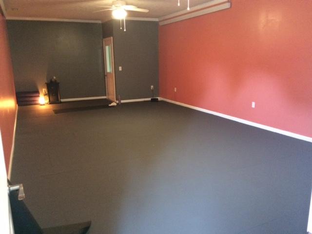 Hot Yoga Room