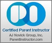 Parenting Cert Logo